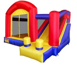 Inflatable Castle Bouncer Bouncy House with Slide