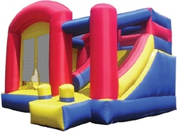 New Inflatable Jump and Slide Bouncer
