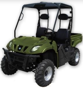 300cc Linhai 4x4 Bighorn Utility Vehicle