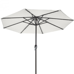 Brand New 9' Patio Umbrella w/ 24 LED Lights