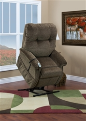 Cabo Three-Way T-Back Reclining Lift Chair