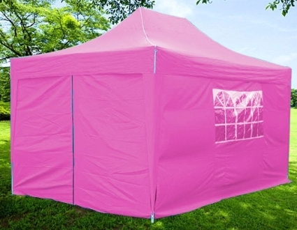 Privacy Tent Pink Color