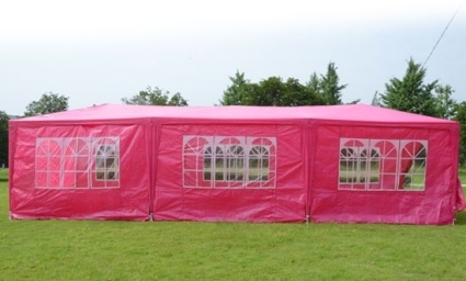 10x30 High Quality Pink Party Tent Canopy Gazebo & High Quality Pink Party Tent Canopy Gazebo