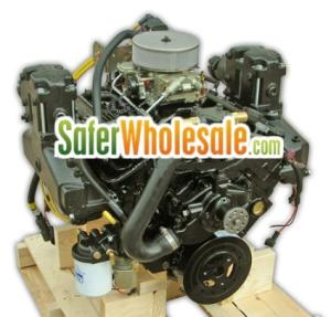 5 7l vortec marine engine gold package 1967 2012 replacement. Black Bedroom Furniture Sets. Home Design Ideas
