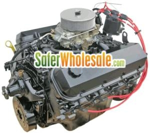 MMZ 7400 ISilver 2 7 4l (454 ci) marine engine silver package