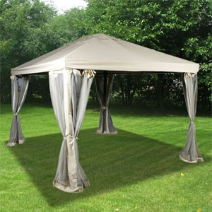 Alternative Views & Quality 10 x 12 Outdoor Gazebo Canopy Shelter