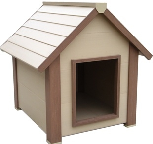 High quality super insulated extra large size canine condo for Large insulated dog house