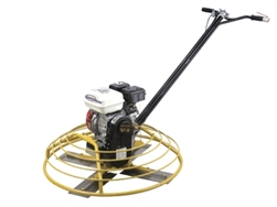 High Quality 5.5 HP Gas Power Walk Behind Power Trowel 36""