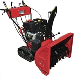 13hp 375cc Snow Blower w/ Track Tires & Headlight