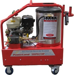 High Quality 13 HP Hot Water Pressure Washer 3000 PSI