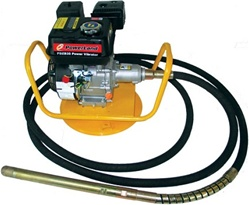 High Quality 6.5 HP Gas Power Concrete Vibrator at Sears.com