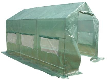 Greenhouse 12' x 7' x 7' Portable Walk-In Green House