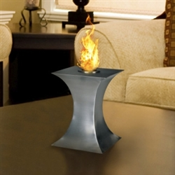 Concave Tabletop Fire