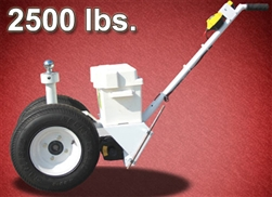 2500 lbs Electric Powered RV Trailer Dolly