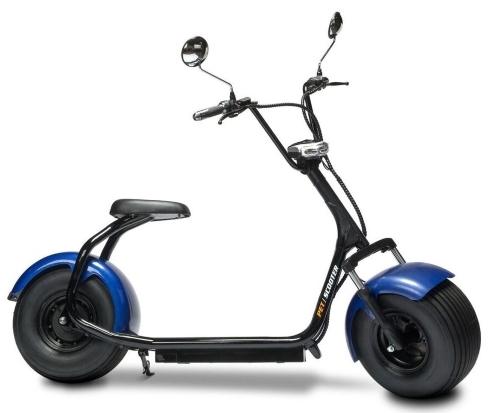 bigfoot 1000 watt 60 volt lithium electric motor scooter. Black Bedroom Furniture Sets. Home Design Ideas