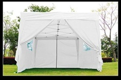 Pop Up Backyard Wedding Party Tent
