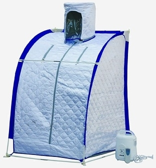sc 1 st  SaferWholesale & Brand New Portable Steam Sauna / Tent