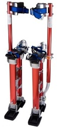 red 24-40 stilts