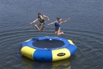 Brand New Aqua Jump Eclipse 12' Inflatable Floating Water Bouncer