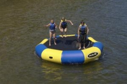 Bongo Bouncer 13' Inflatable Floating Water Bouncer