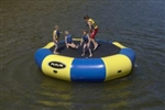 Bongo Bouncer 15' Inflatable Floating Water Bouncer