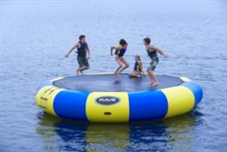 Bongo Bouncer 20' Inflatable Floating Water Bouncer