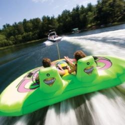 Brand New Mambo Duo Water Tubing Towable