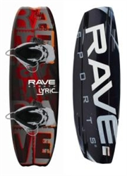 High Quality Lyric Wakeboard with Advantage Boots