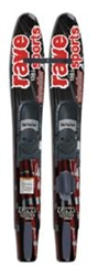 Brand New Jr. Shredder Combo Water Skis