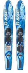 Brand New Rhyme Shaped Combo Adult  Water Skis