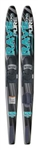 Brand New Pure Shaped Combo Adult Water Skis