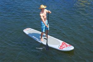 Hibiscus Inflatable Stand Up Paddle Board Package