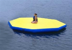 Activity Island Inflatable Floating Island