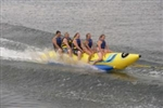 Brand New Waterboggan 5 Rider In-Line Water Tubing Towable