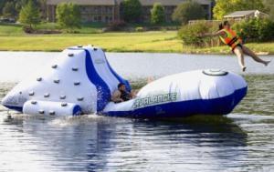 floating slide