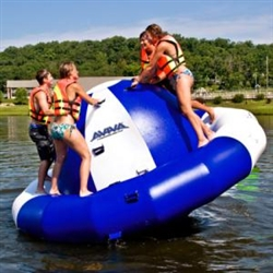 12' Saturn Inflatable Floating Water Bouncer