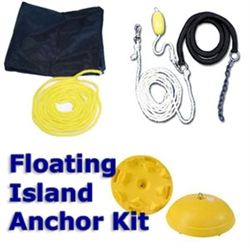 Brand New Floating Island Anchor Kit
