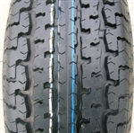 "15"" 8 Ply Radial Trailer Tire - 225/75R15"