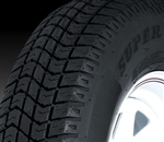 "13"" 6 Ply Bias Trailer Tire - 175/80D13"