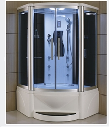 Rejuvenating Steam Shower