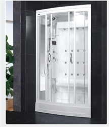 Revitalizing Steam Shower System