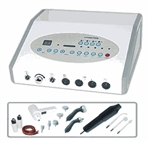 5 Function Facial Spa Unit - Vacuum, Spray, High Frequency, Ultrasonic, & Brush