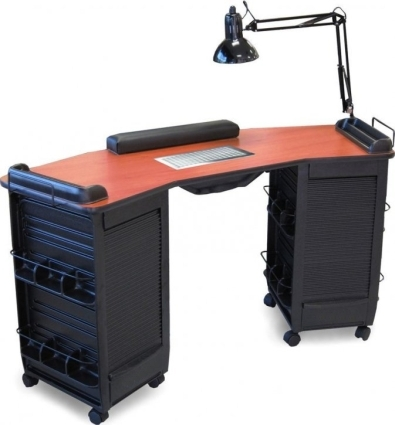 Brand new manicure table with vent for Nail table with vent