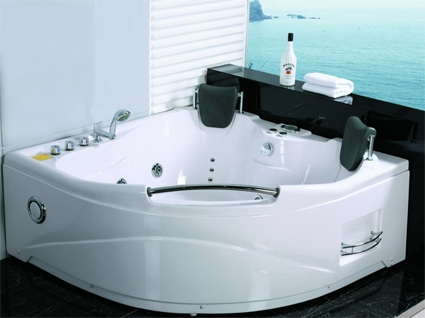 2 person computerized whirlpool jacuzzi hot tub - Cheap whirlpool bath ...