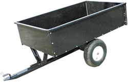 High Quality 17 Cubic Feet Dump Cart