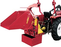 High Quality 3 Pt Farm Pro Tractor Wood Chipper/Shredder