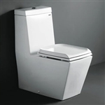 Alessa - Royal Contemporary European Toilet with dual flush