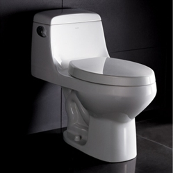 The Apollo - Ariel Platinum Contemporary European Toilet