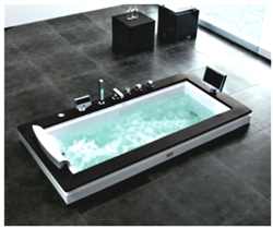 Whisper Royal A513 Drop-In Whirlpool Bathtub