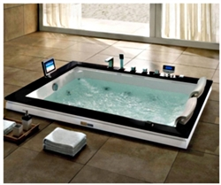 Whisper Royal A517 Drop-In Whirlpool Bathtub